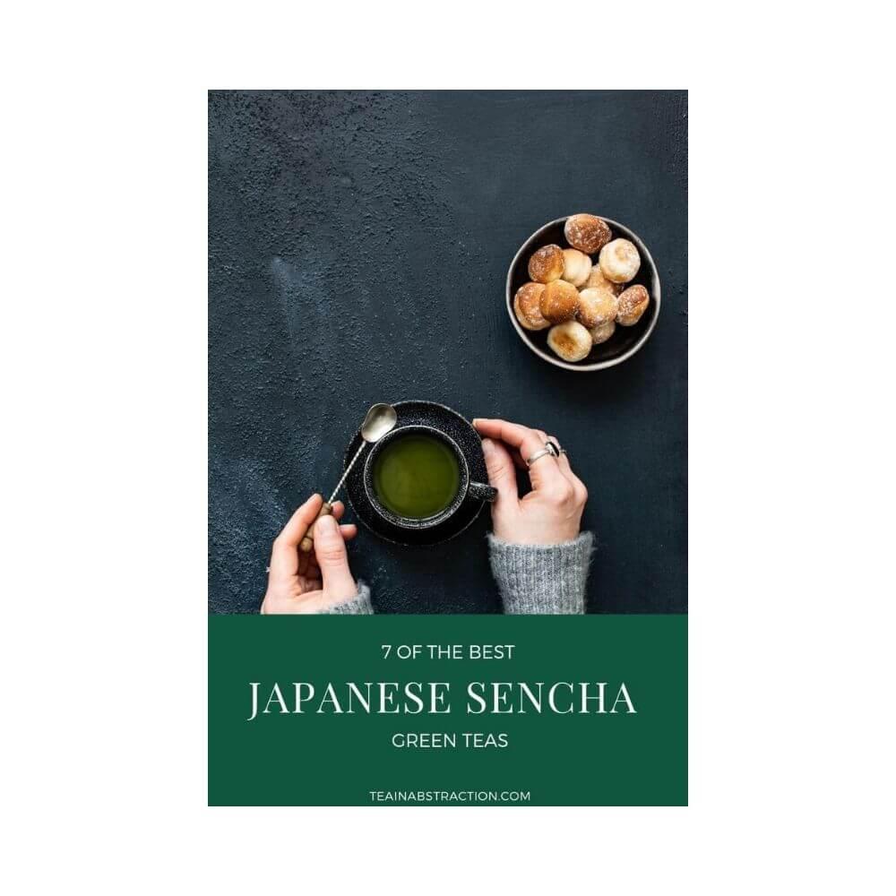 Sencha Green Tea Featured Image