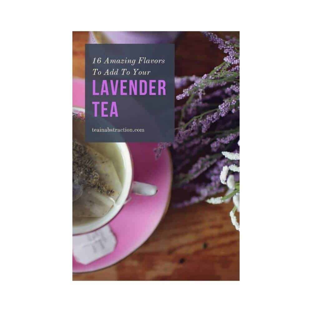 lavender tea flavors featured image