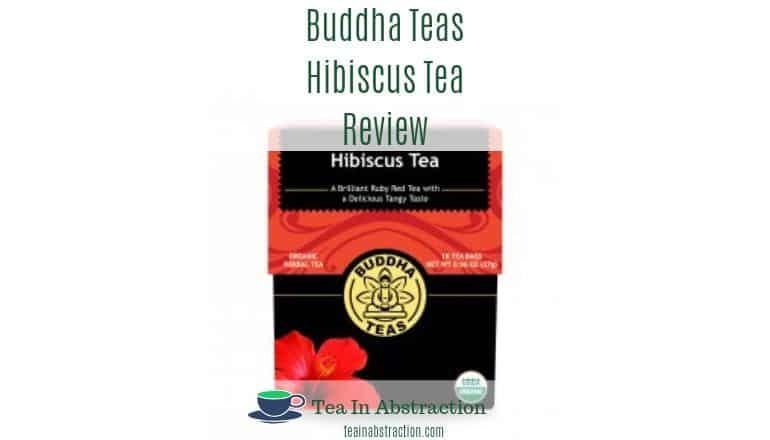 buddha tea hibiscus tea review