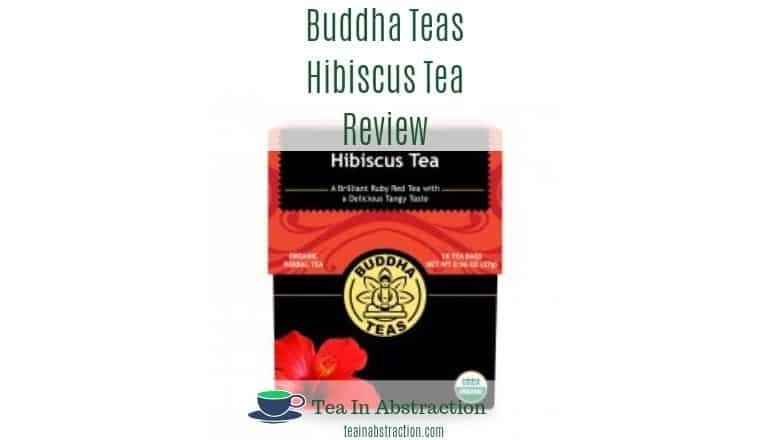 buddha tea hibiscus tea review