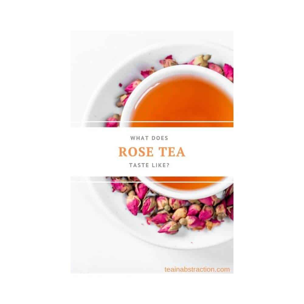 rose tea featured image