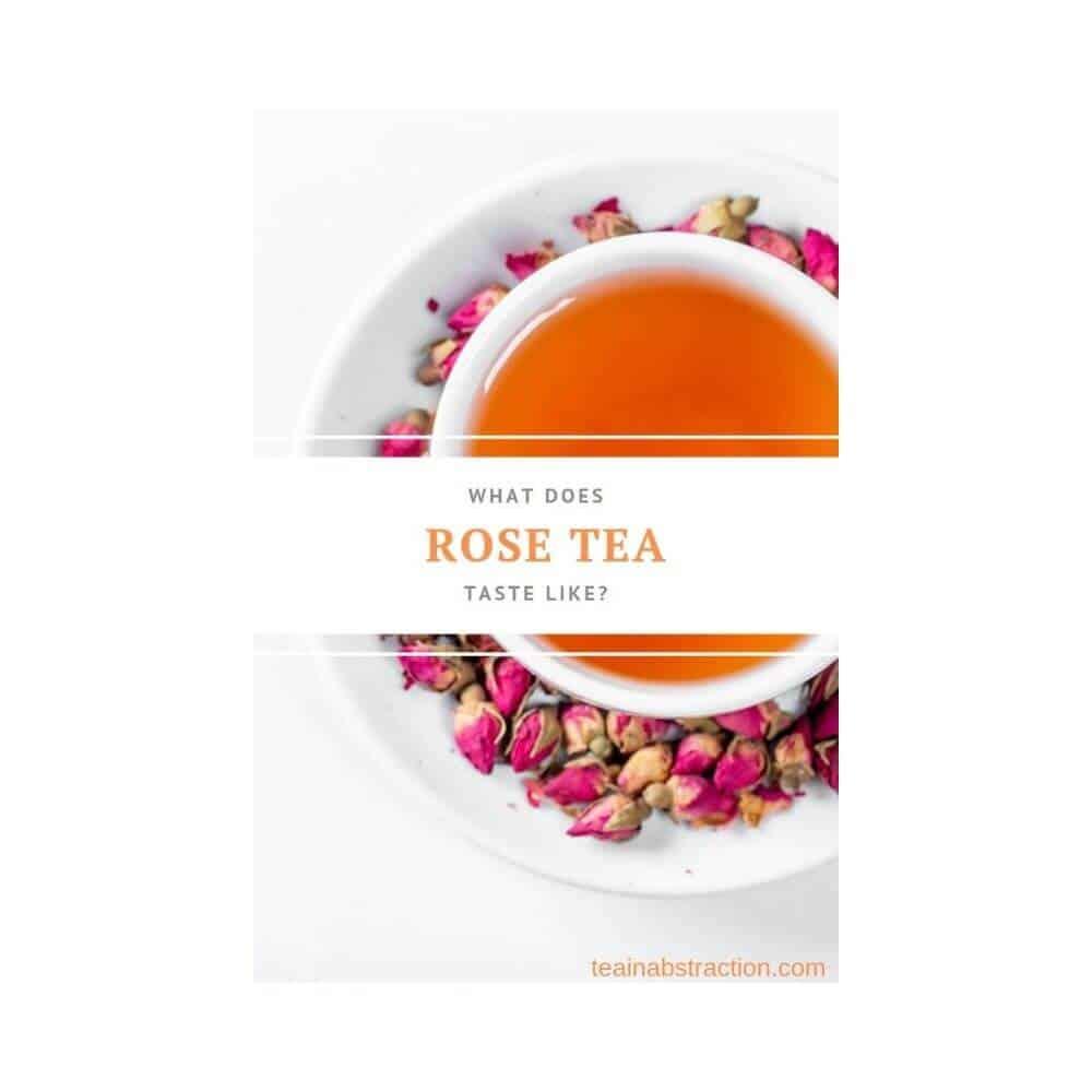 rose tea featured image