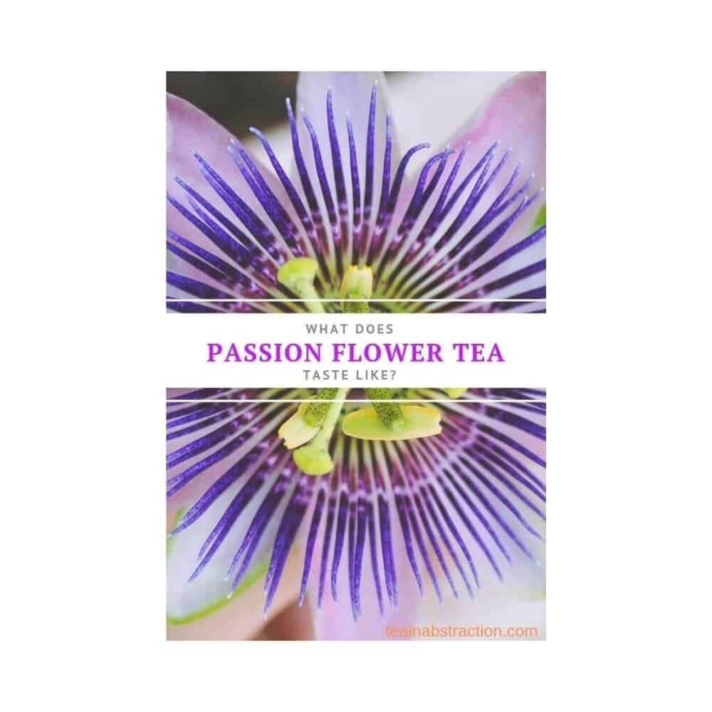 Passion Flower Tea Featured Image
