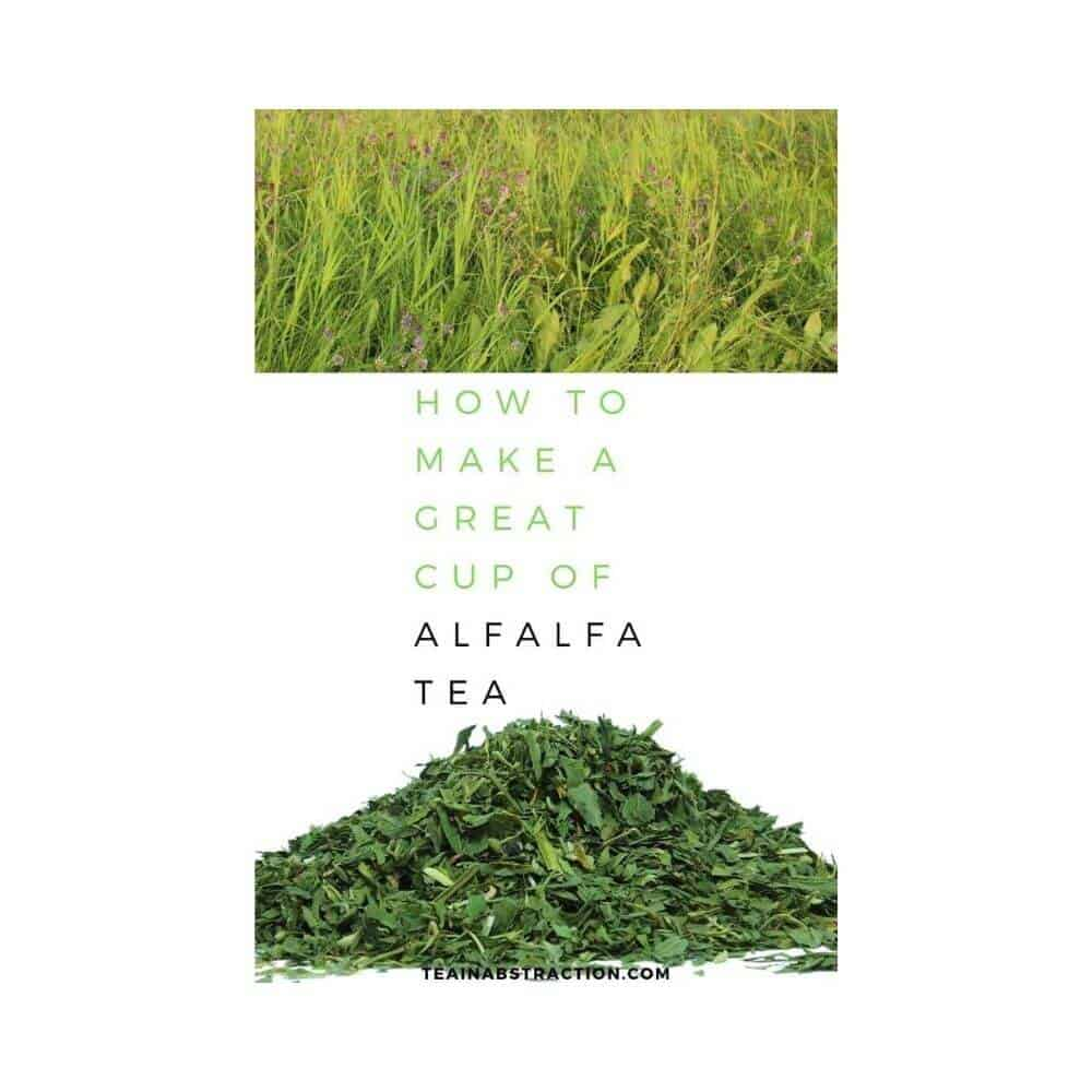 how to make alfalfa tea featured image