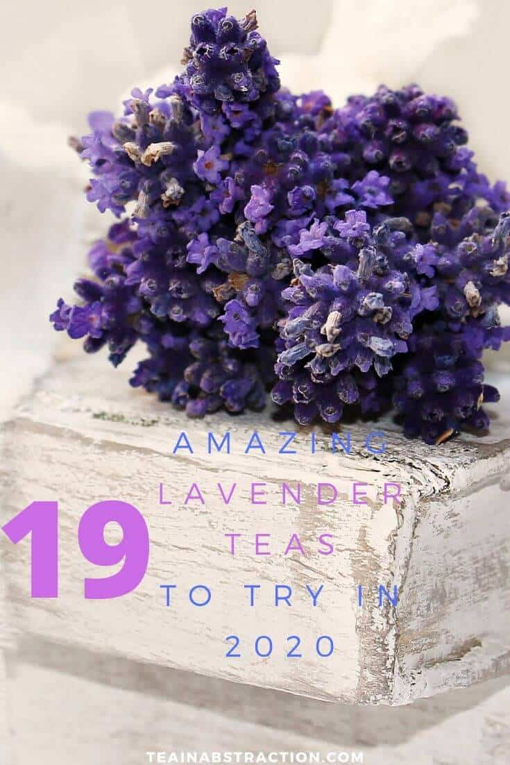 best lavender tea brands pinterest image