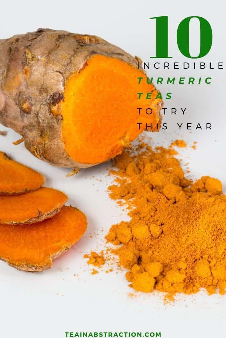 organic turmeric tea brands pinterest image